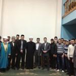 Муфтий Татарстана впервые в Буинском медресе  19 март 2013