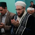 Муфтий Камиль хазрат Самигуллин в Буинском медресе 11 марта 2014
